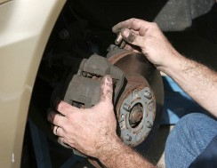 Keeping Brakes in Good Repair for Winter Driving