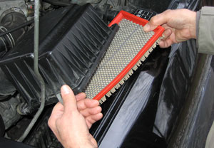 Replace Your Engine Air Filter