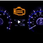 Fuel Saving Tip: Check Engine Light