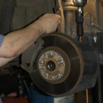 Brake Service At Express Car Care