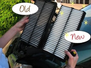 How Often Should You Change Your Air Filter >> Engine Air Filter Express Car Care Of Denver