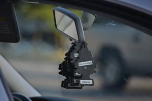 Can Car Scent Make You Safer?