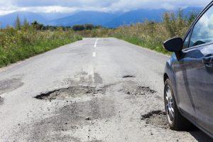 It's Pothole Season, Time For New Shocks and Struts