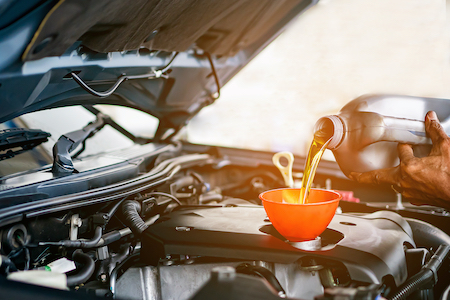 Low Engine Oil - What It Does To Your Car