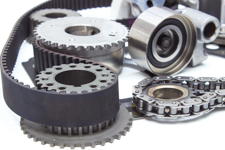 Timing Chain or Timing Belt - How Your Car Works