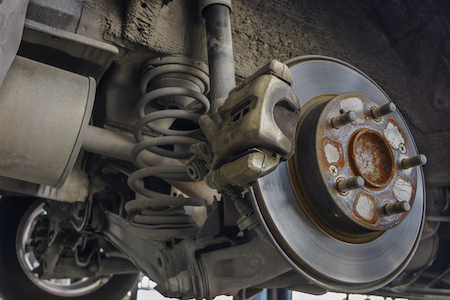How Do You Maintain Your Car Suspension?