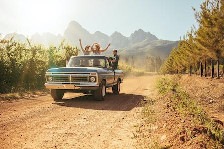 Maintenance Tips For Your Older Pickup Truck