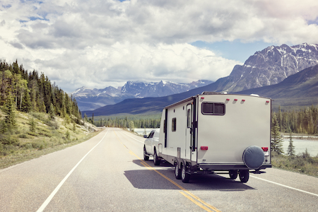 Are You Properly Towing Your Trailer