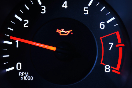 What Causes Low Oil Pressure?